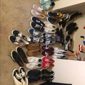 Other - Vans brand new or barely used